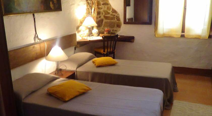 Bed and Breakfast in Orgosolo, Sardinia