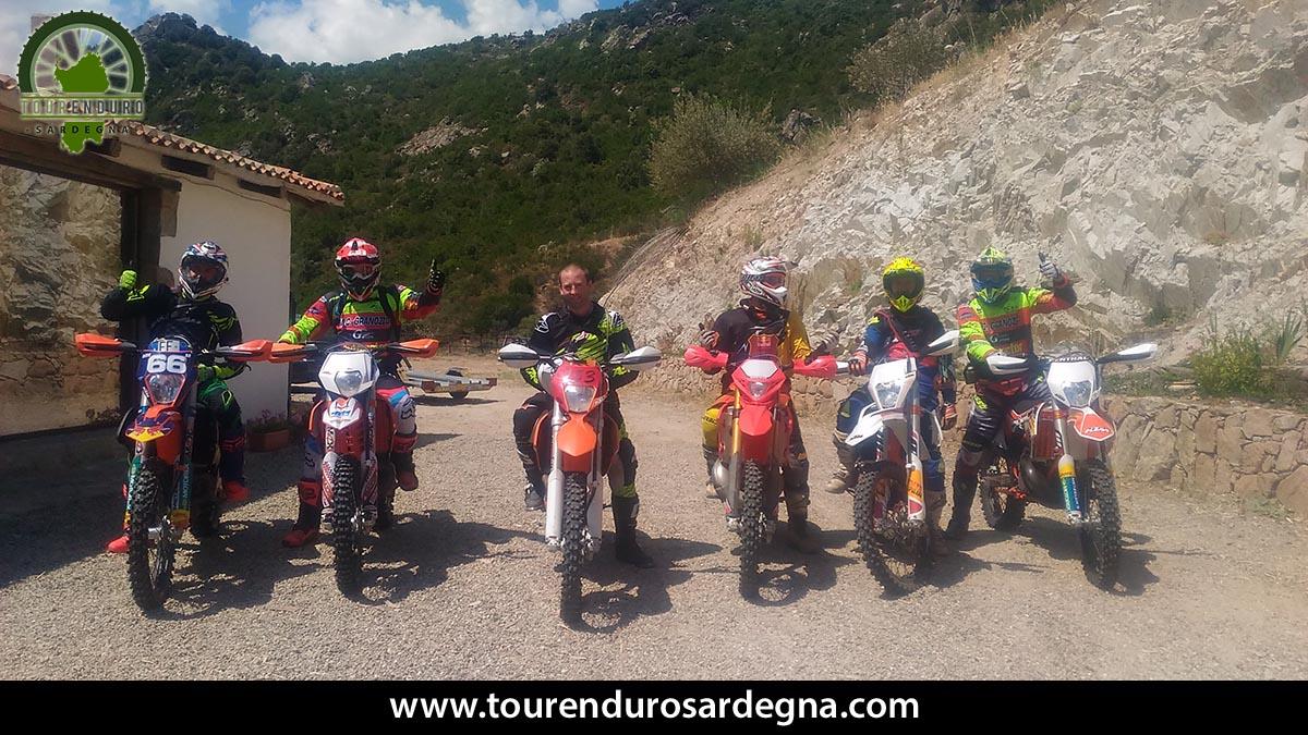 Tour Enduro Sardegna 2017