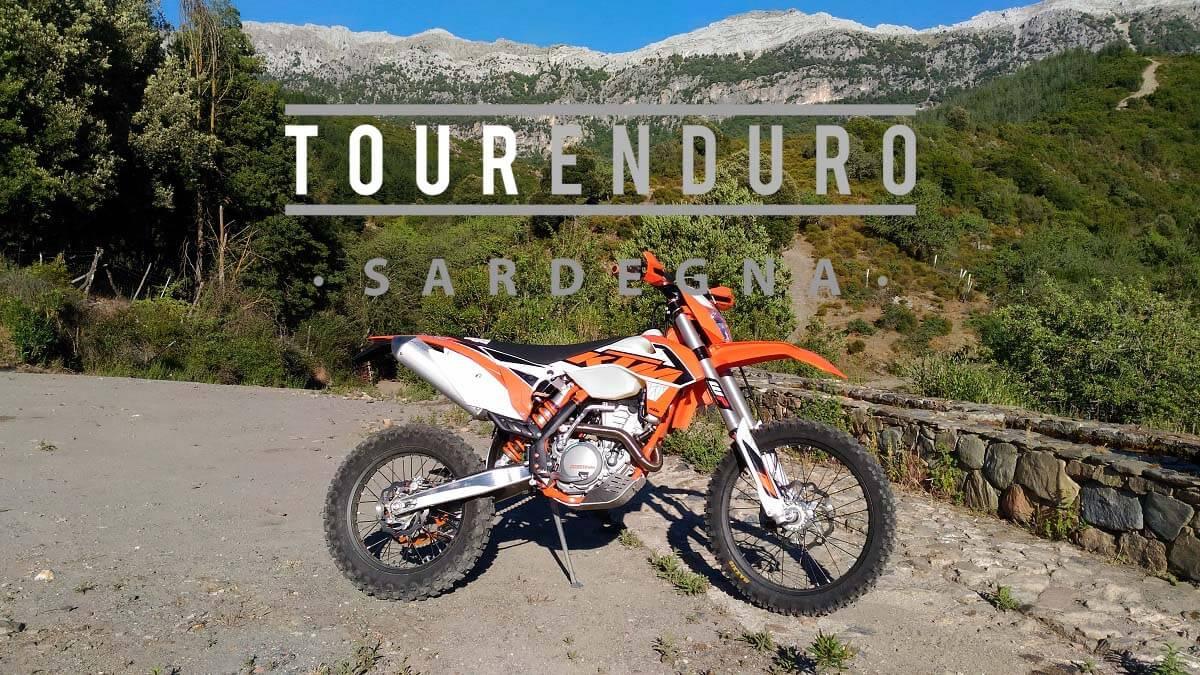 Servizio Transfert Moto Tour Enduro Sardegna