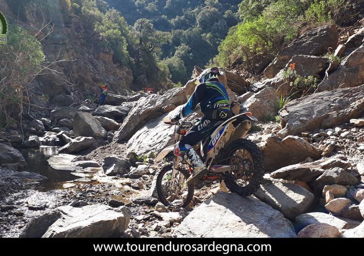 Itinerario Extreme Enduro nel cuore della Sardegna