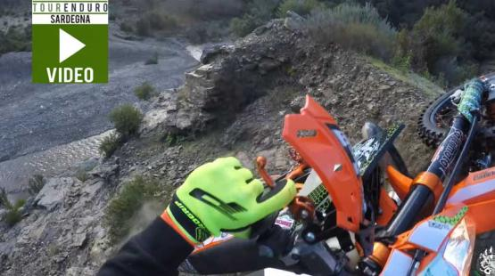 Video preview Barbagia Enduro Hard Tour day 1 by endurista da Bosco