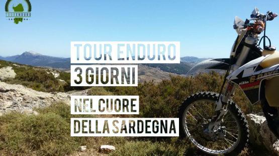 Tour Enduro 3 giorni nel Cuore della Sardegna