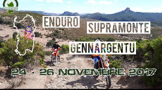 Tour Enduro Sentieri del Supramonte e del Gennargentu - Sardegna Novembre 2017