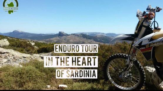 Enduro Tour 3 days of Enduro in the heart of Sardinia