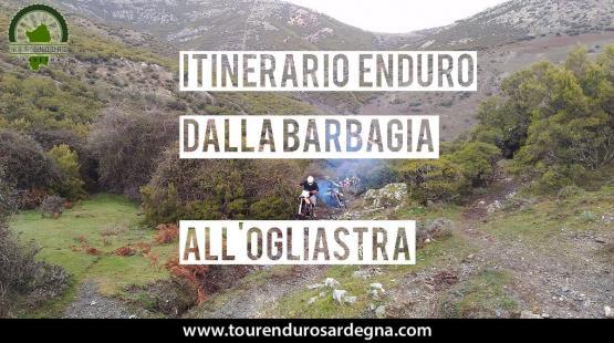 Percorso Enduro in Sardegna, dalla Barbagia all'Ogliastra