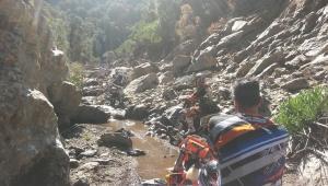 Tour Enduro in Sardegna, fiume Hard Extreme