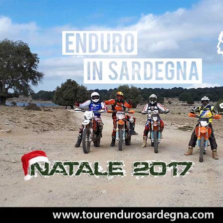 Tour Enduro Natale 2017 in Sardegna