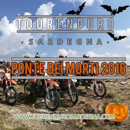 Tour Enduro ponte dei morti e dei santi 2016 Sardegna