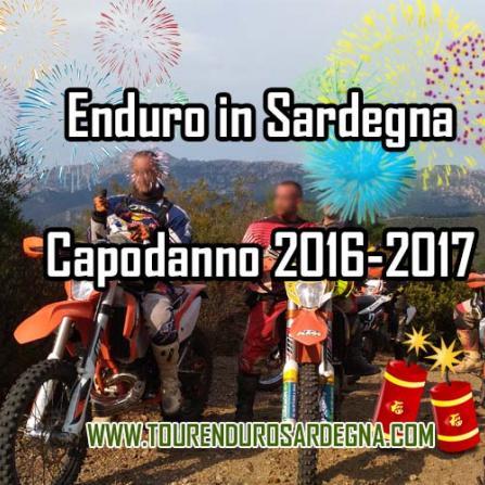 Capodanno 2016 Enduro in Sardegna
