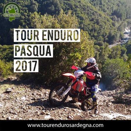 Tour Enduro in Sardegna a pasqua e pasquetta 2017