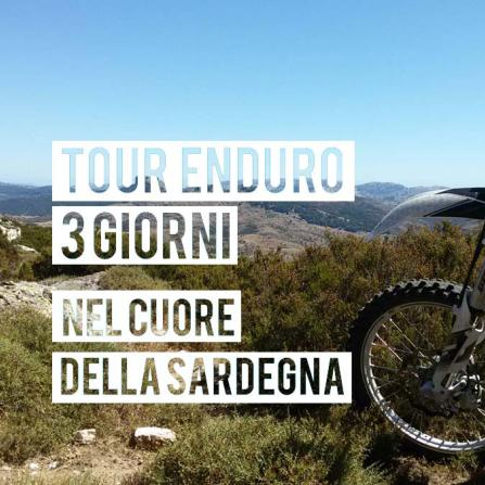 3 days of Enduro in the heart of Sardinia