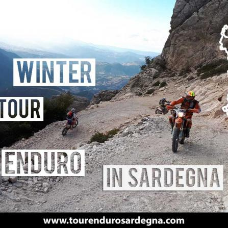 Winter Enduro Tour Sardinia 2018