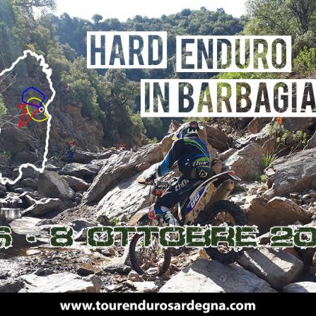 Tour Hard Enduro in Barbagia, Sardegna 2017