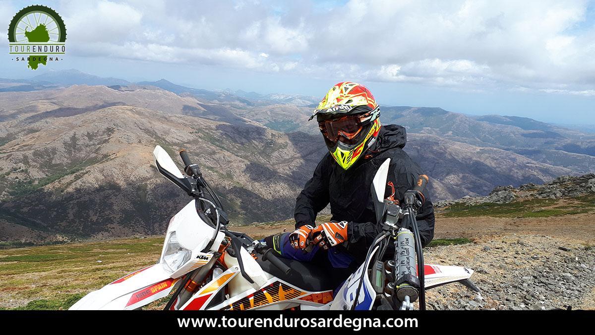 Panorami spettacolari con vista su tutta la Sardegna