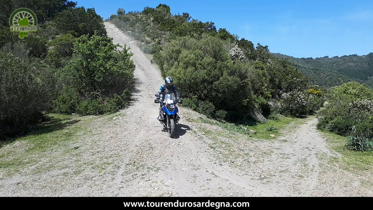 Maxi Enduro Itinerary Barbagia - Sardinia