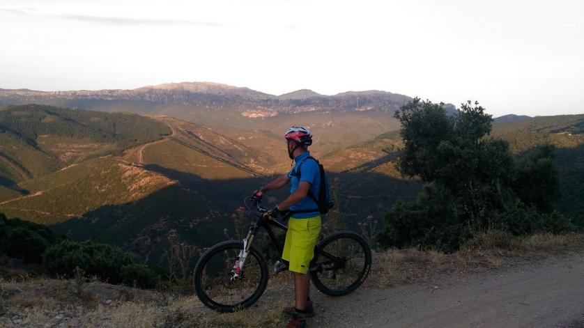 Tour ed escursioni MTB ad Orgosolo in Sardegna