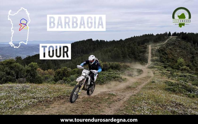 Barbagia Enduro Tour Sardinia Orgosolo