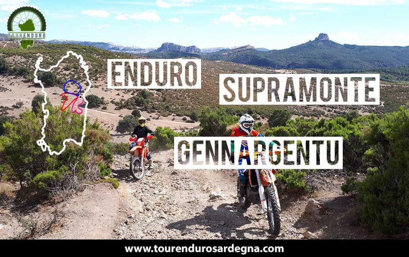 Tour Enduro Sentieri del Supramonte e del Gennargentu