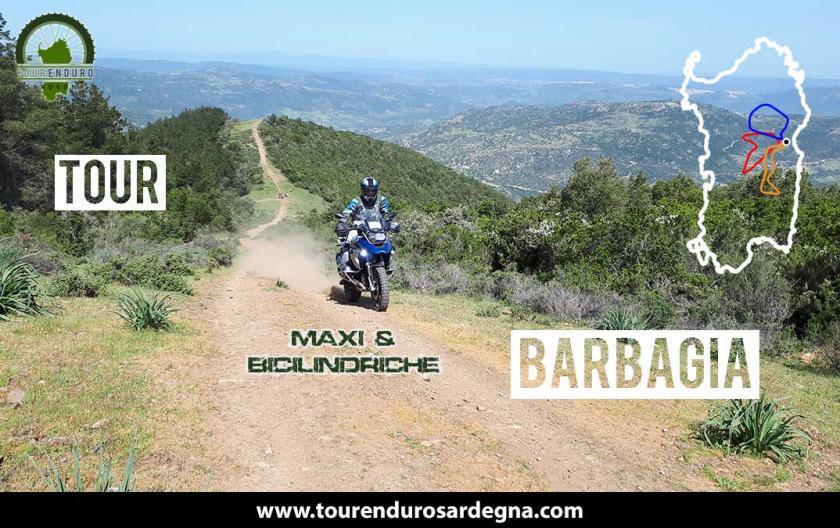 Tour Maxi Enduro Barbagia Sardegna 2019