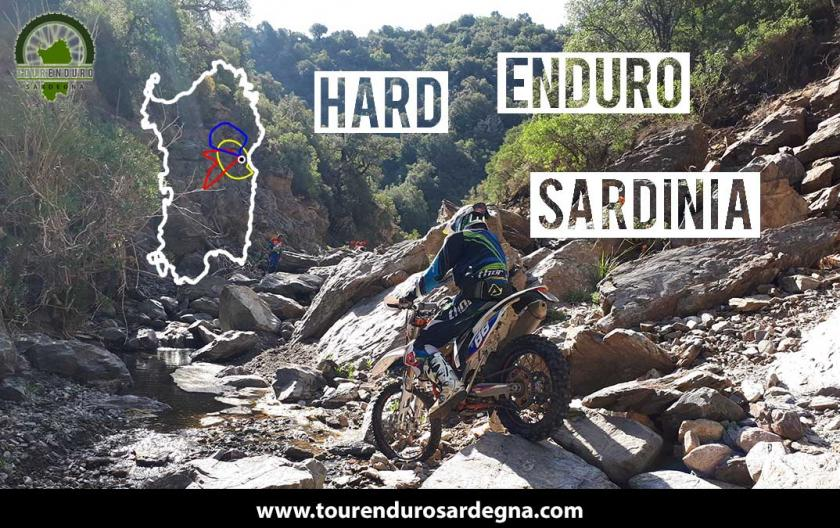 Enduro Tour 3 days of Hard Enduro in Sardinia