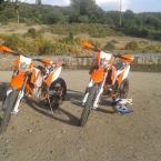 Tour enduro in Sardegna ad Orgosolo