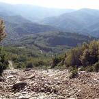 Le montagne di Orgosolo zona fundales