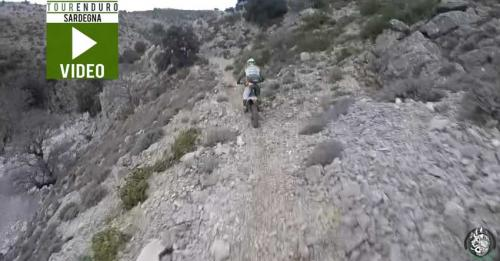 Video proeview Barbagia Enduro Tour Sardinia day 2 by endurista da Bosco
