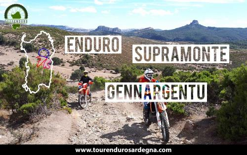 Enduro Tour Trails of the Supramonte and the Gennargentu