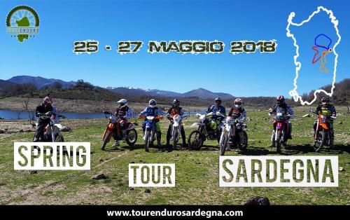Spring Enduro Tour Sardegna Maggio 2018