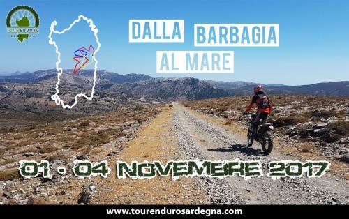 Tour Enduro Dalla Barbagia al Mare - Sardegna Novembre 2017