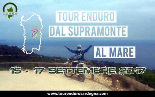 Tour Enduro dal Supramonte al Mare Settembre 2017