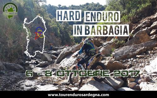 Tour Hard Enduro in Barbagia, Sardegna 2017