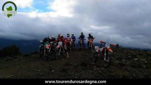 Tour Enduro Sardegna dalla barbagia all''ogliastra