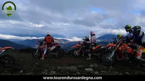 Tour enduro Sardegna, dalla Barbagia all''ogliastra. Vista sulla provincia di Nuoro
