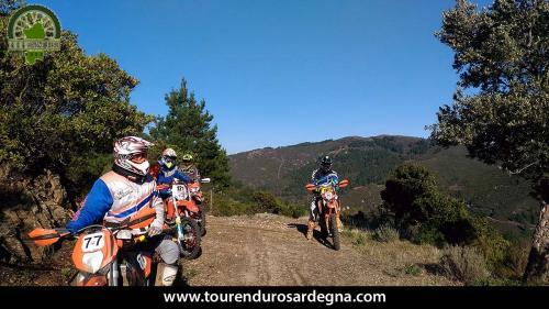 Itinerario Enduro Sardegna: anello Orgosolo Oliena, punto panoramico