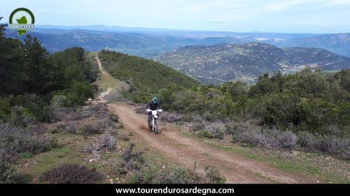 Day 1: Enduro tour on the trails of the shepherds of Orgosolo