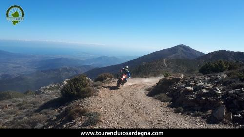 Giorno 3: Tour Enduro verso l'Ogliastra, Sardegna selvaggia
