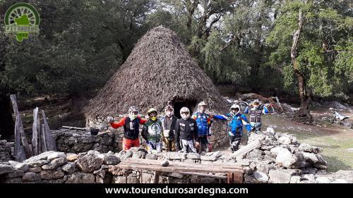 Giorno 5: tour enduro sul Supramonte di Orgosolo, Sardegna