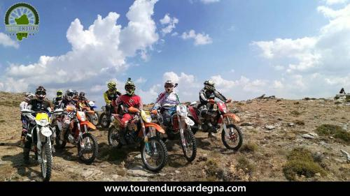 Day 3, Enduro route to the Gennargentu mountains